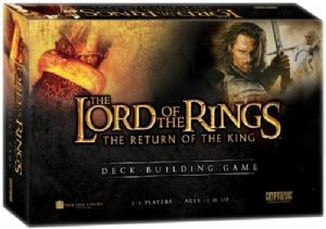 Lord of the Rings : Return of the King Deck Building Game